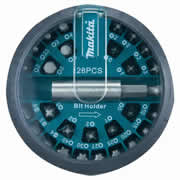 Makita B-28911 Makita 28 Piece 25mm Screwdriver Bit Set