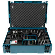 Makita B-49638 Makita MakPac 69 Piece Drill & Screwdriver Bit Set