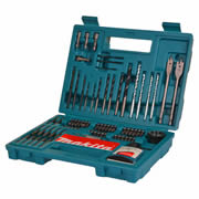 Makita B-53811 Makita 100 Piece Drill & Screwdriver Bit Set