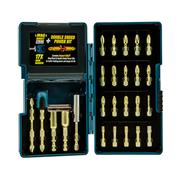 Makita B69163 Makita 26 Piece Gold Impact Screwdriver Set