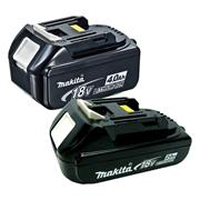 Makita BATPACK2 18v LXT Li-ion Battery Pack 1 x 2Ah + 1 x 4Ah