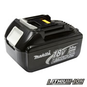 Makita BL1830 Makita Battery (18 Volt) 3.0ah Li-ion