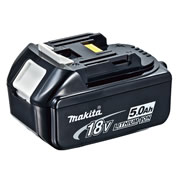 Makita 18v 5.0Ah Lithium-ion Battery