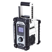 Makita BMR102W Makita Jobsite Radio (White)