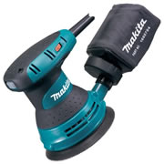 Makita BO5031 125mm/5'' Random Orbital Sander