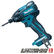 Makita BTD129Z Makita 18v Lithium-ion Cordless Brushless Impact Driver Body