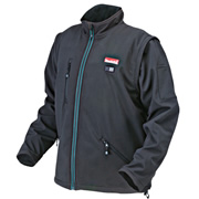 Makita CJ100D Makita 10.8v Lithium-ion Heated Jacket