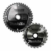 Makita CL165-PK Makita 165mm 2 Piece Circular Saw Blade Pack