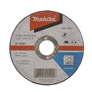 Makita D-18661 Makita 115mm (4.5'') Metal Cutting Disc
