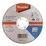 Makita D-18677 Makita 125mm (5'') Metal Cutting Disc