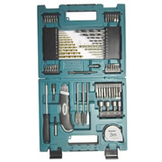 Makita D-33691 Makita 71 Piece Tool & Accessory Kit