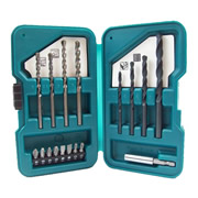 Makita D45858 Makita 17pce Drill and Screwdriver Bit Set