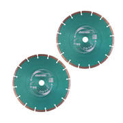 Makita D-61145 Makita 230mm Diamak Diamond Blade - Pack of 2
