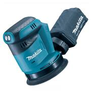 Makita DBO180Z Makita DBO180Z 18V Li-ion 125mm Random Orbital Sander - Body