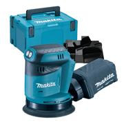"Makita DBO180ZSC Makita 18v Lithium-ion Cordless 5"" Random Orbital Sander Body + Case"