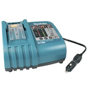 Makita DC18SE Makita Lithium-Ion In Car Charger 60min 7.2V - 18V