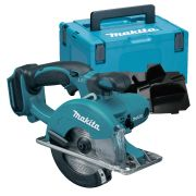 Makita DCS550ZSC Makita 18v Li-ion Metal Cutting Saw Body + Case