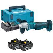 Makita DDA351RMJ 18v LXT Angle Drill with 2 x 4Ah Batteries, Charger and Case