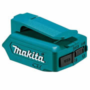 Makita DEAADP06 Makita 10.8v USB Charging Adaptor