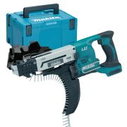 Makita DFR550ZSC 18v Li-ion Autofeed Screwgun - Body + Case