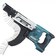Makita DFR750Z 18v Li-ion Autofeed Screwgun - Body
