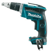 Makita DFS452Z Makita DFS452Z 18V Li-ion Brushless Drywall Screwdriver - Body