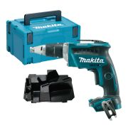 Makita DFS452ZSC 18v Li-ion Brushless Drywall Screwdriver - Body + Case