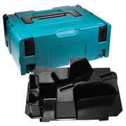 Makita DFSS Makita DFSS MakPac Stackable Case and Drywall Screwdriver Inlay