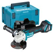 Makita DGA463ZSC 18v Li-ion Brushless Grinder 115mm - Body + Case
