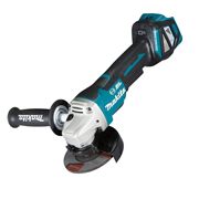Makita DGA467Z 18v Li-ion Brushless Grinder 115mm - Body