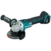 Makita DGA506Z Makita 18v 125mm LXT Li-ion Brushless Grinder - Body Only