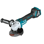 Makita DGA513Z 18v Li-ion Brushless Grinder 125mm - Body