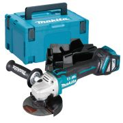 Makita DGA513ZSC 18v Li-ion Brushless Grinder 125mm - Body + Case