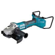 Makita DGA901ZUX2 2 x 18v LXT Brushless Angle Grinder 230mm