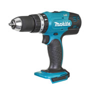 Makita DHP453Z Makita 18v Li-ion Hammer Drill Driver - Body + Case