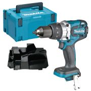 Makita DHP481ZSC 18v Li-ion Brushless Combi Drill - Body + Case
