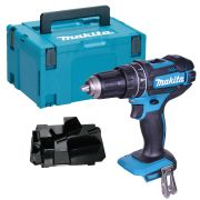 Makita DHP482ZSC 18v Li-ion Combi Drill - Body + Case