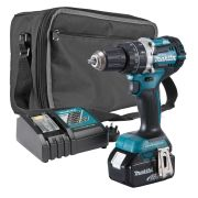 Makita DHP484KIT Makita 18v Li-ion 4.0Ah Brushless Hammer Drill Driver
