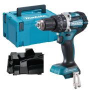 Makita DHP484ZSC 18v Li-ion Brushless Combi Drill - Body + Case