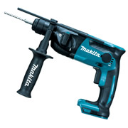 Makita DHR165ZJ 18v Li-ion Rotary Hammer Drill - Body