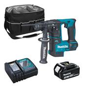 Makita DHR171CB 18v Li-ion Brushless SDS+ Drill - 1 x 4Ah Battery With Bag