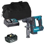 Makita DHR171ITS Makita DHR171ITS 18V LXT Brushless SDS+ Drill with 1 x 3Ah Battery, Charger and Bag