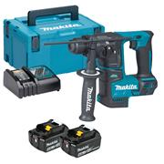 Makita DHR171RMJ 18v LXT Brushless SDS+ Drill with 2 x 4Ah Batteries, Charger and Case