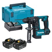 Makita DHR171RTJ Makita DHR171RTJ 18V LXT Brushless SDS+ Drill with 2 x 5Ah Batteries, Charger and Case
