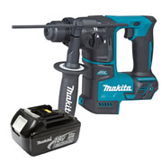 Makita DHR171Z3 Makita 18v Li-ion Brushless SDS+ Drill Rotary Hammer + 1 x 3.0Ah Battery