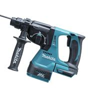 Makita DHR242Z 18v Li-ion Brushless SDS+ Drill - Body