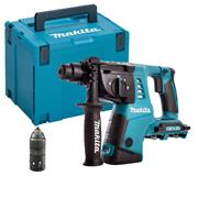 Makita DHR264ZJ Makita DHR264ZJ 36v (Twin 18V) LXT SDS+ Drill - Body