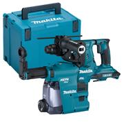 Makita DHR280ZWJ Makita DHR280ZWJ 36V (Twin 18V) LXT SDS+ Drill & DX08 Dust Box - Body Only with Carry Case