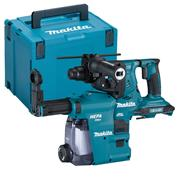 Makita DHR281ZWJ Makita DHR281ZWJ 36V (Twin 18V) LXT SDS Drill & DX09 Dust Box with Quick Change Chuck - Body + Case