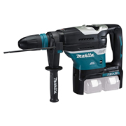 Makita DHR400ZKU 36v (Twin 18v) LXT Brushless SDS-Max Rotary Demolition Hammer - Body
